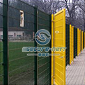 Anti-Climb 358 security mesh fence