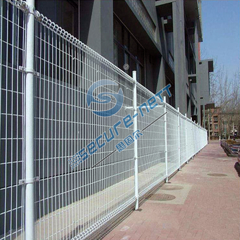 China double loop mesh fence panel