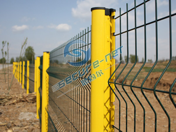 3D Welded Wire Fence
