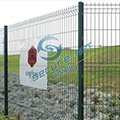 P Top Wire Mesh Fencing