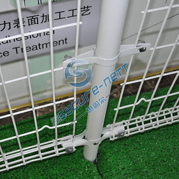 China pvc coated 868 double wire fence